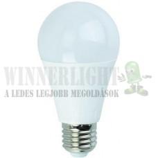 LED 8W, a 80W izzó helyett,780 lumen, 60MM, teljes bura 270°, 2700K, meleg fehér