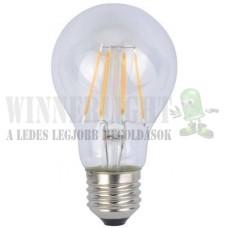 LED 12W, 100W izzó helyett, E27, 1400 lumen, 4000 kelvin, természetes fehér