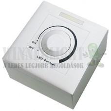 Dimmerelhető, fényerő szabályozható kapcsoló led panel driverhez, 53W, 1200mA, 27-42V