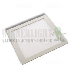 Led panel világítás driverrel, kocka alakú 36W, 4000K, közép fehér