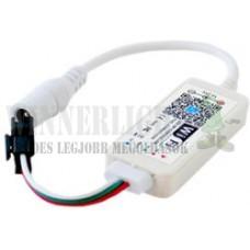 Magic Wifis RGB led szalag vezérlő, időzíthető is, 366 program, akár 100 méter led szalaghoz